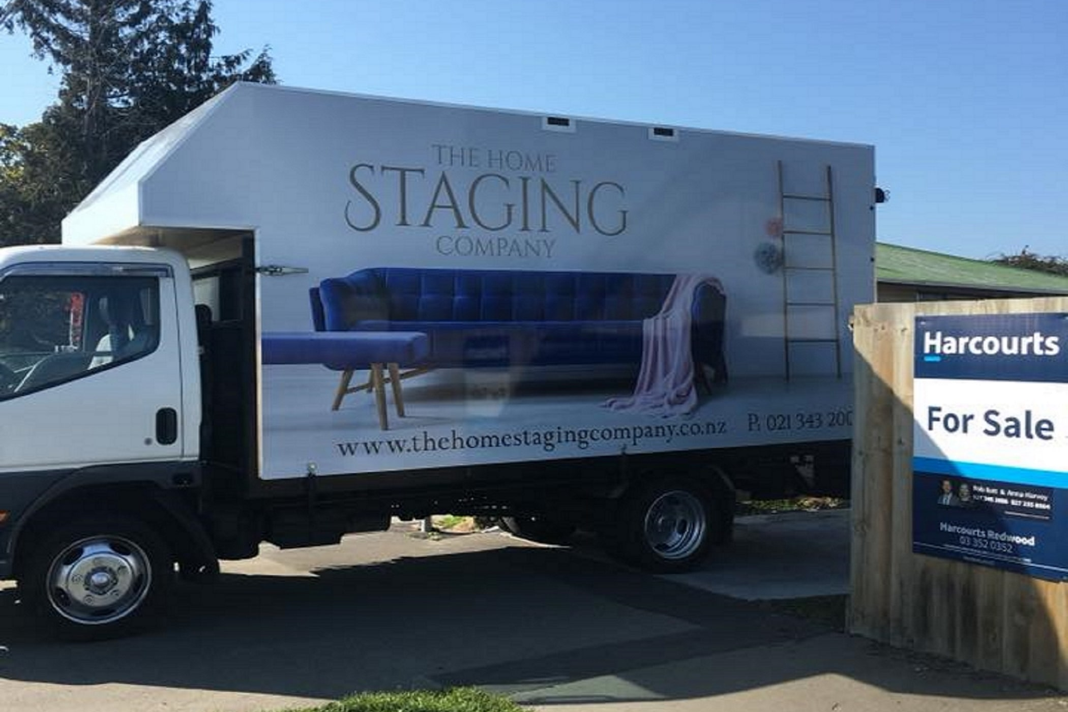 Commercial Staging
